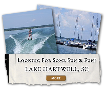 Looking for Some fun in the sun? Lake Hartwell, SC Click for More information
